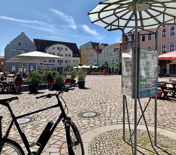 Fahrradverleih Beitzke Ueckermünde