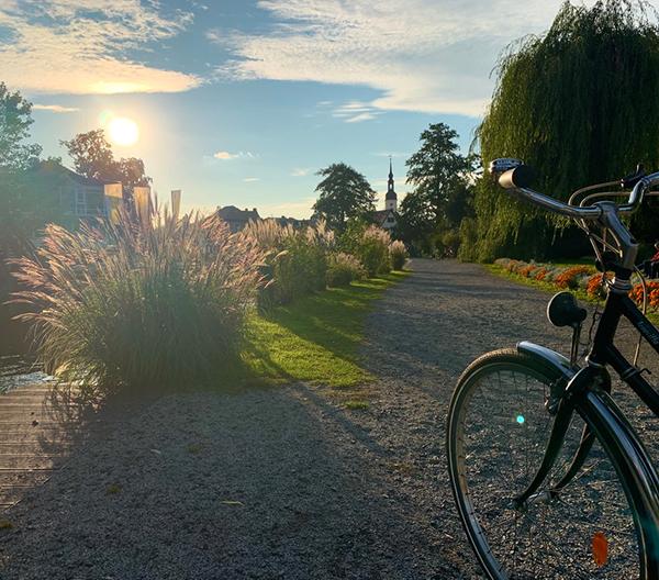 Fahrradverleih in Burg im Spreewald