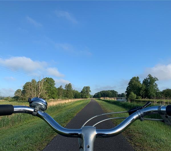 Fahrradverleihe in Mönkebude