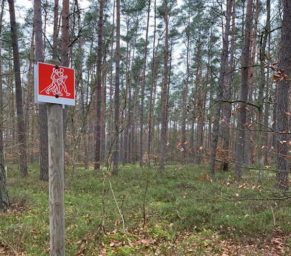 Wanderung im Mönkebuder Nordic Walking Park