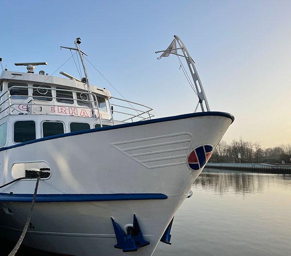 Schiffstouren mit Start in Ueckermünde