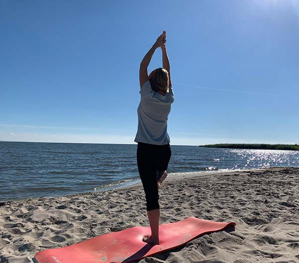 Yoga in Mönkebude