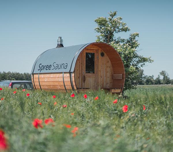 Mobile Sauna in Lübbenau im Spreewald