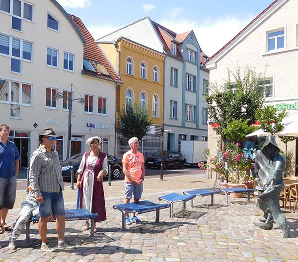 Stadtführungen am Stettiner Haff