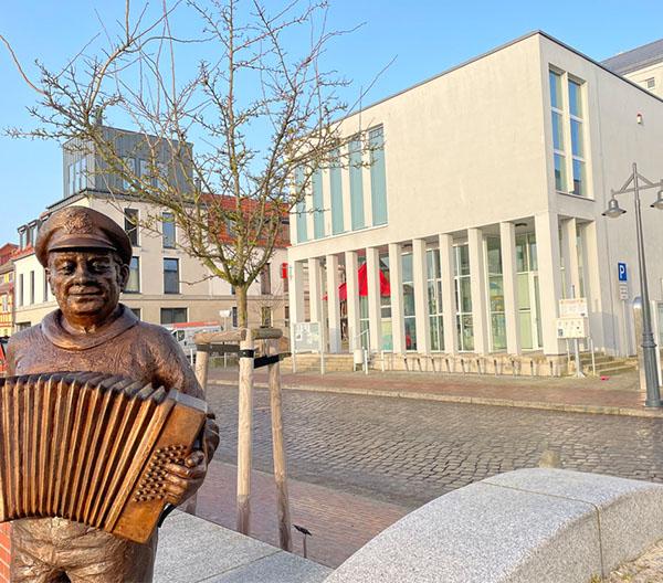 Begrüßungsvormittag in Ueckermünde