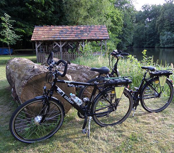 Fahrradverleih in Calau